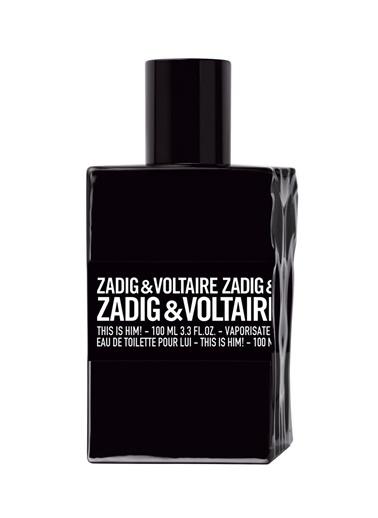 Zadig&Voltaire This is Him! Edt 100 ml Erkek Parfüm Renksiz